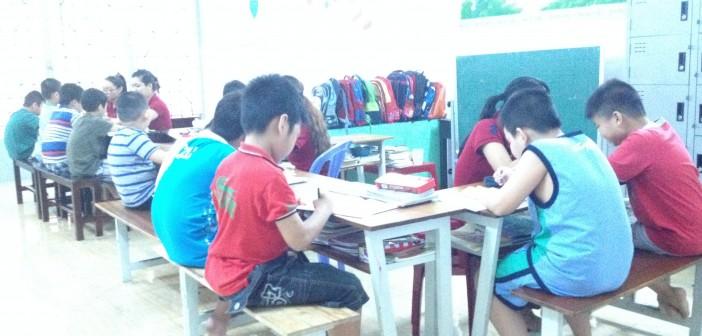 Lớp Tiền Học Đường