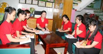 Buổi họp nghiệp vụ